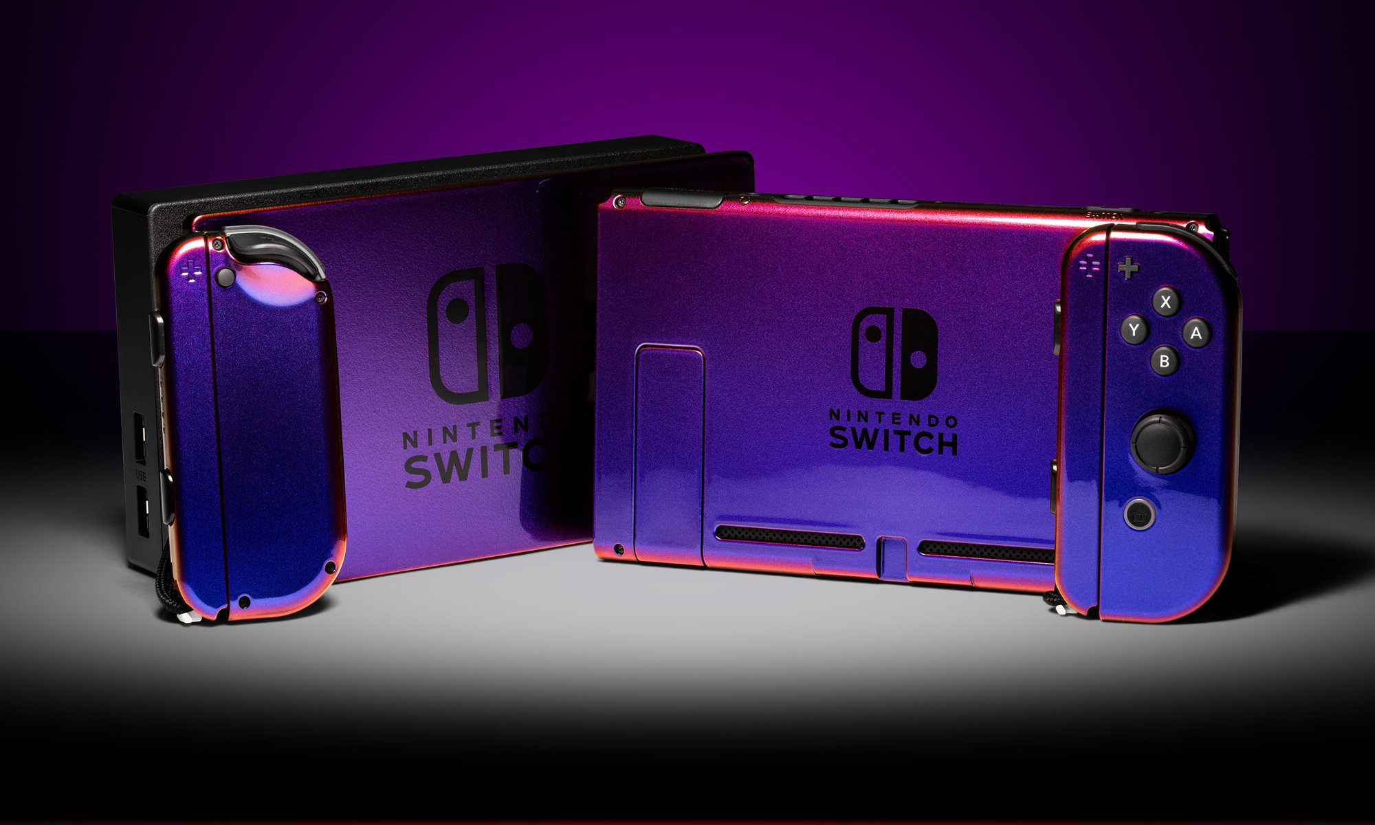 Limited Edition Nintendo Switch or $500 Cash Giveaway by DNP3